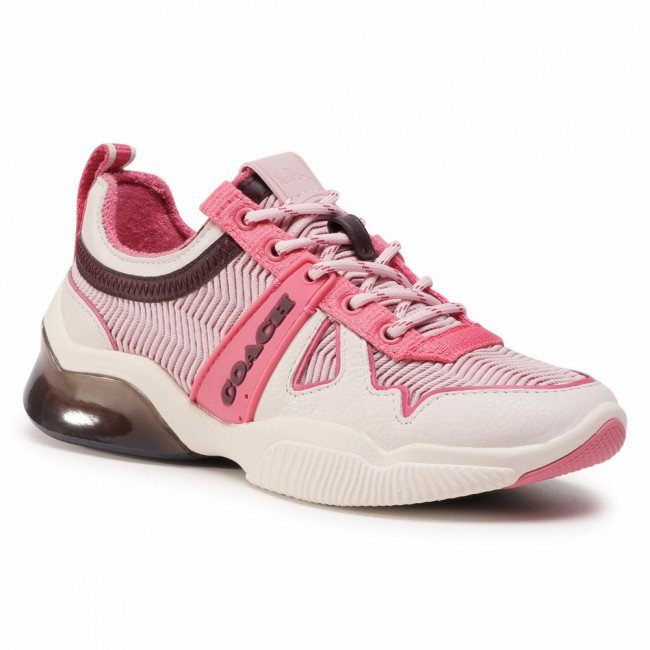 Sneakersy COACH - Citysole Runner Mesh G5250 10011275 Confetti Pink NOG
