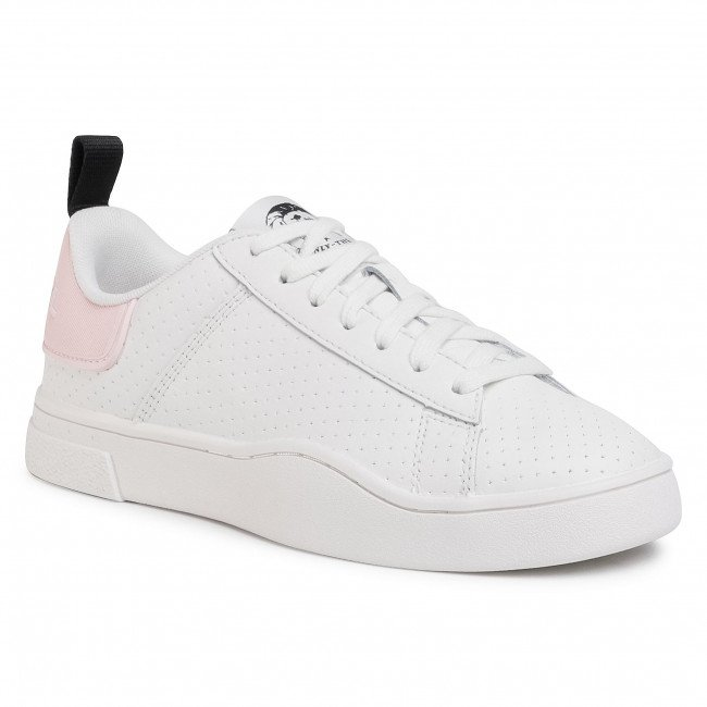 Sneakersy DIESEL - S-Clever Low Lace W Y02042 P3415 T1015  Star White