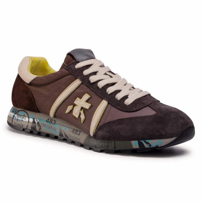 Sneakersy PREMIATA - Lucy 4933 Brown