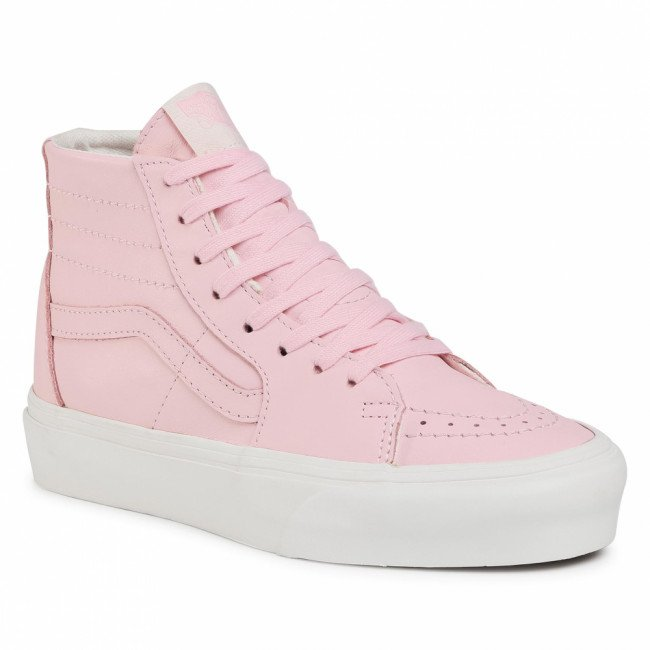 Sneakersy VANS - Sk8-Hi Tapered VN0A4U1624G1 (Soft Leather)Blshgsnwwht