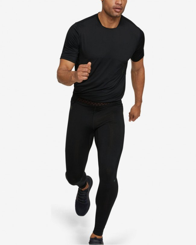 Under Armour RUSH™ Run HeatGear® Legínsy Čierna