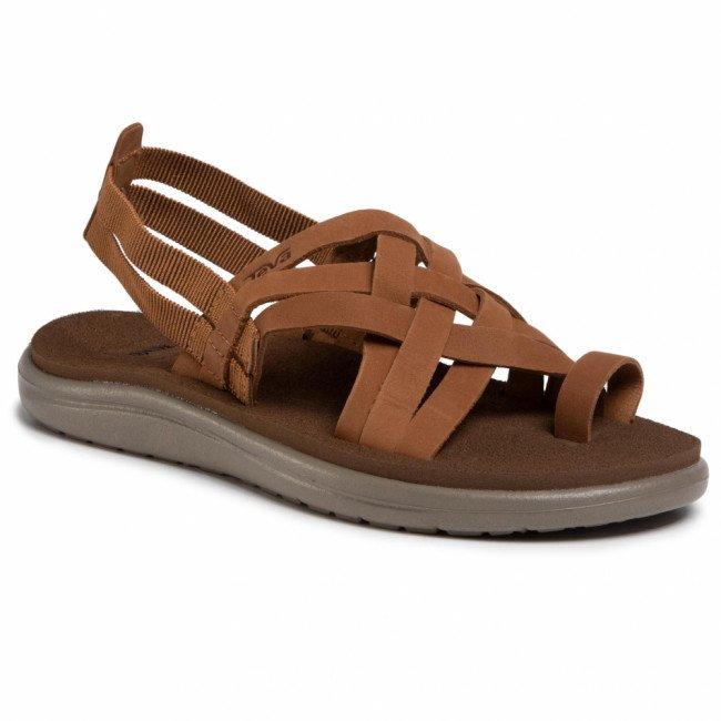 Sandále TEVA - Voya Strappy Leather 1106868 Cpm
