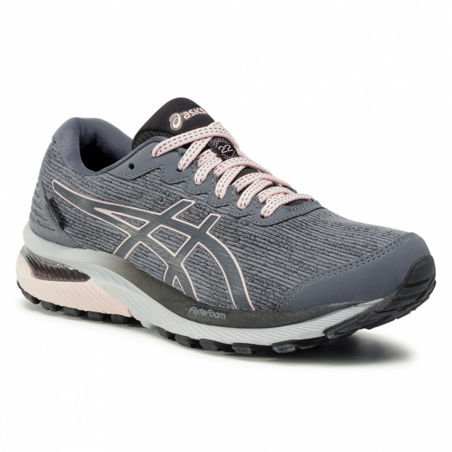 Topánky ASICS - Gel-Cumulus 22 G-Tx GORE-TEX 1012A769 Carrier Grey/Ginger Peach 020