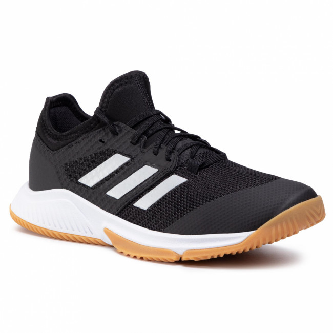 Topánky adidas - Court Team Bounce M EF2642  Cblack/Silvmt/Ftwwht