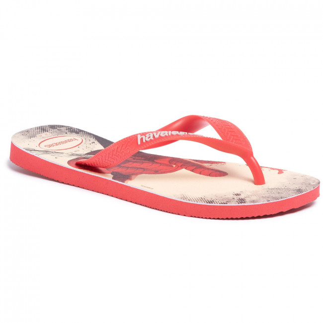 Žabky HAVAIANAS - Top Marvel Fc 41395112090 Ruby Red