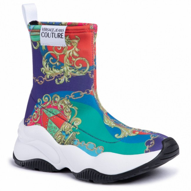 Sneakersy VERSACE JEANS COUTURE - E0VZBSI2 71767 982