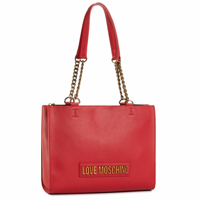 Kabelka LOVE MOSCHINO - JC4065PP1BLK0500 Rosso