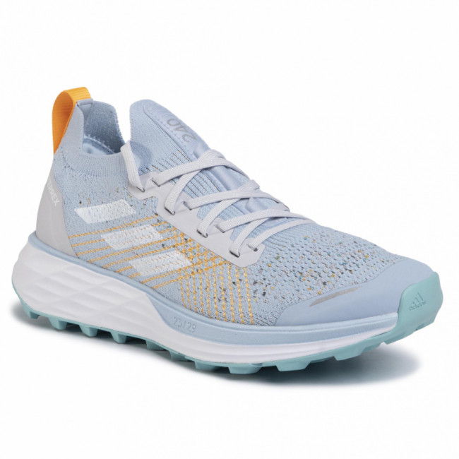 Topánky adidas - Terrex Two Parley FW2533 Dshgry/Ftwwht/Bluspi