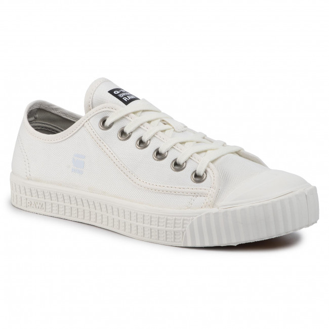 Tramky G-STAR RAW - Rovulc Hb Low D04350-8715-110 White