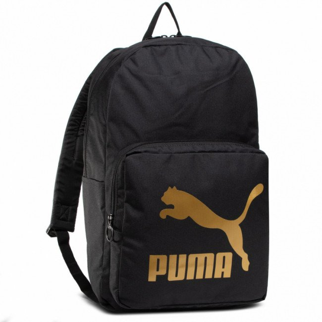Ruksak PUMA - Originals Backpack 077353 01 Puma Black/Gold