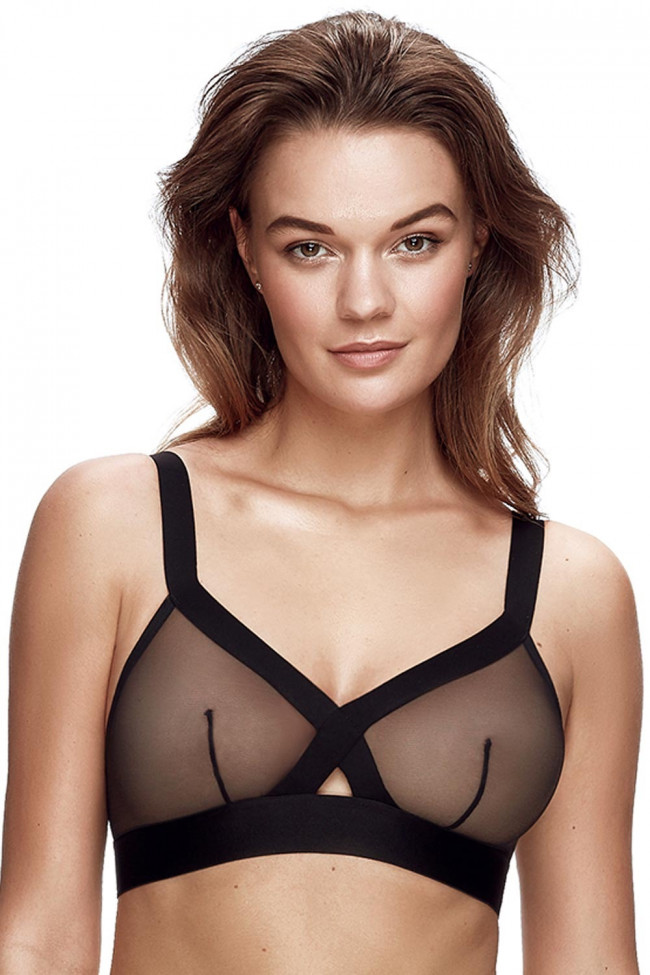Podprsenka DKNY Wireless Bralette