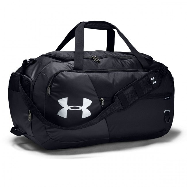 Taška Under Armour Undeniable Duffel 4.0 Lg-Blk