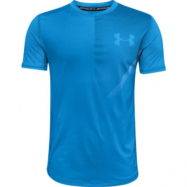 Tričko Under Armour Raid SS-BLU