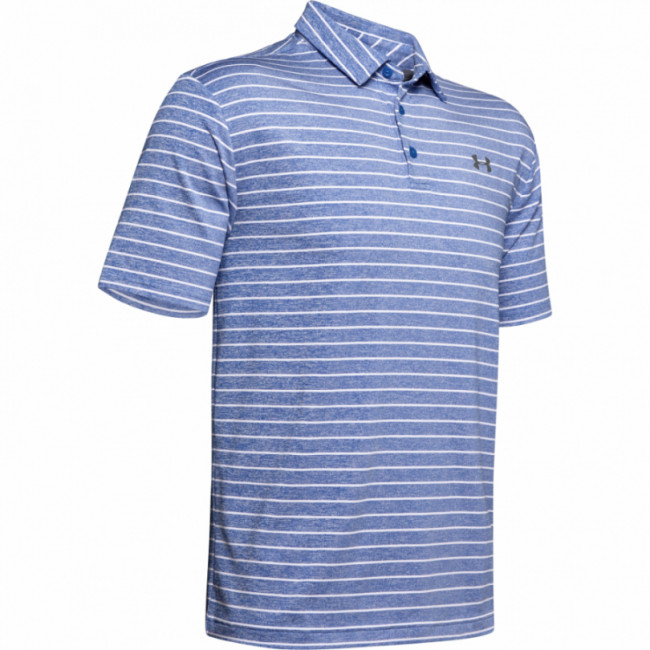 Tričko Under Armour Playoff Polo 2.0-Blu