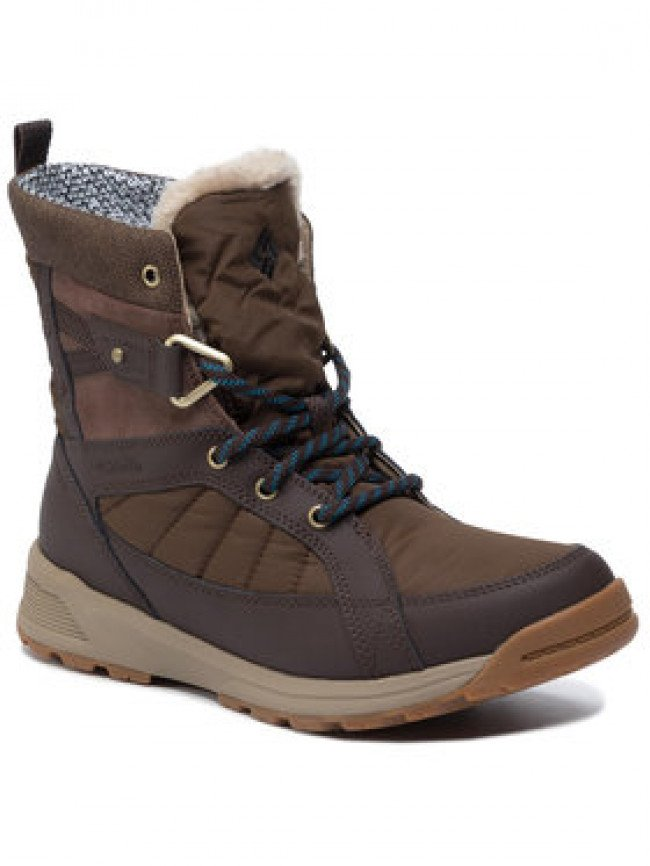 Columbia Snehule Meadows Shorty Omni-Heat 3D BL5966 Hnedá