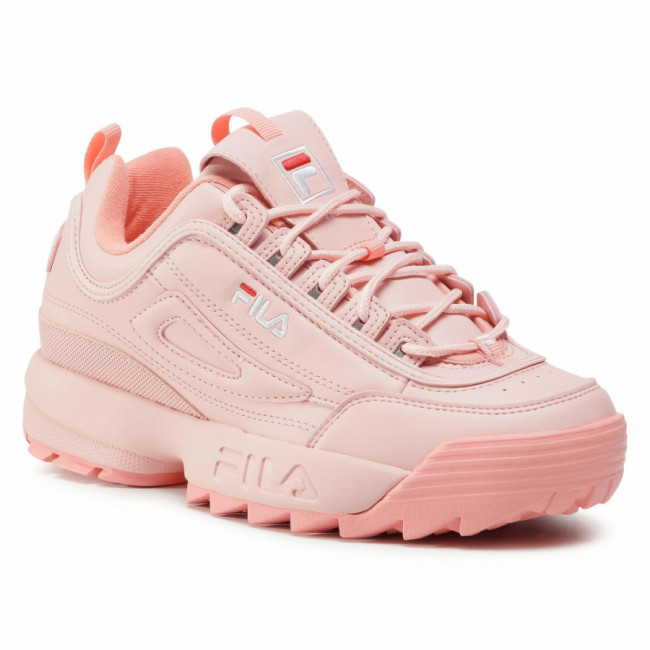 Sneakersy FILA - Disruptor Low Wmn 1010302.72X Coral Cloud/Burnt Coral