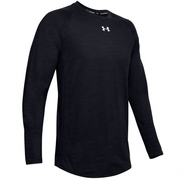 Tričko Under Armour Charged Cotton Ls