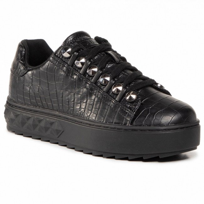 Sneakersy GUESS - Fairest FL8FAI PEL12  BLACK