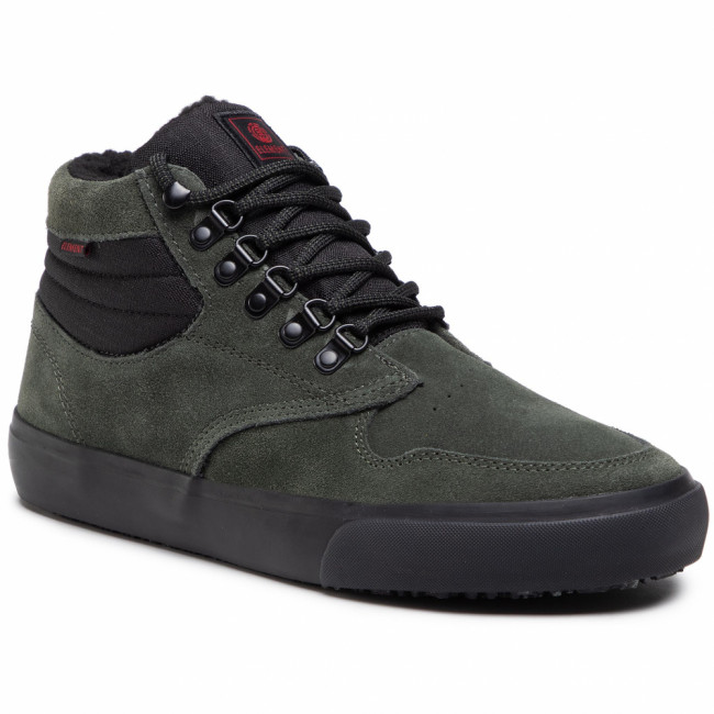 Sneakersy ELEMENT - Topaz C3 Mid U6TM31-01A-1366 Forest Night