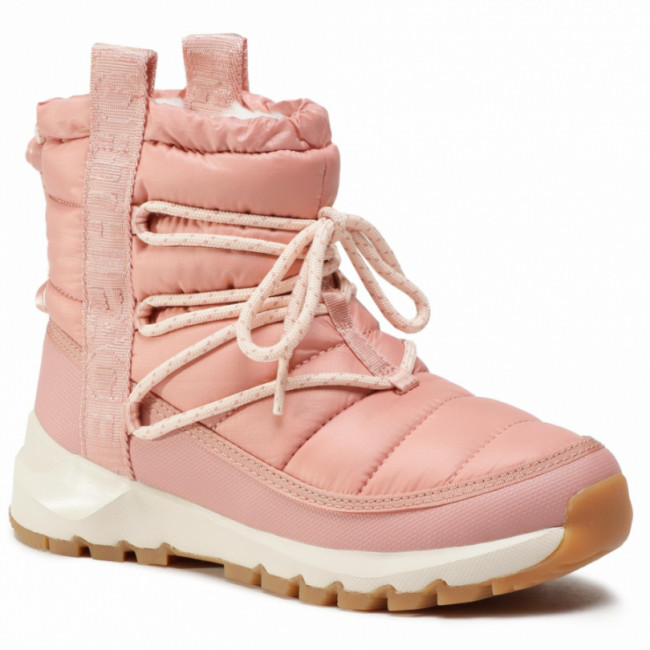 Snehule THE NORTH FACE - Thermoball Lace Up NF0A4AZGVCJ Pink Clay/Morning Pink 050