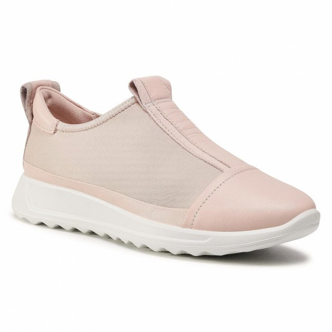 Sneakersy ECCO - Flexure Runner W 29231351825  Rose Dust/Rose Dust/Rose Dust/Grey Rose