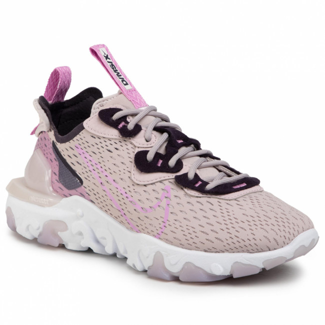 Topánky NIKE - Nsw React Vision CI7523 007 Platinum Violet/Beyond Pink