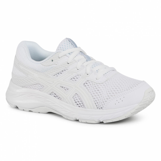 Topánky ASICS - Contend 6 Gs 1014A086 White/White 102
