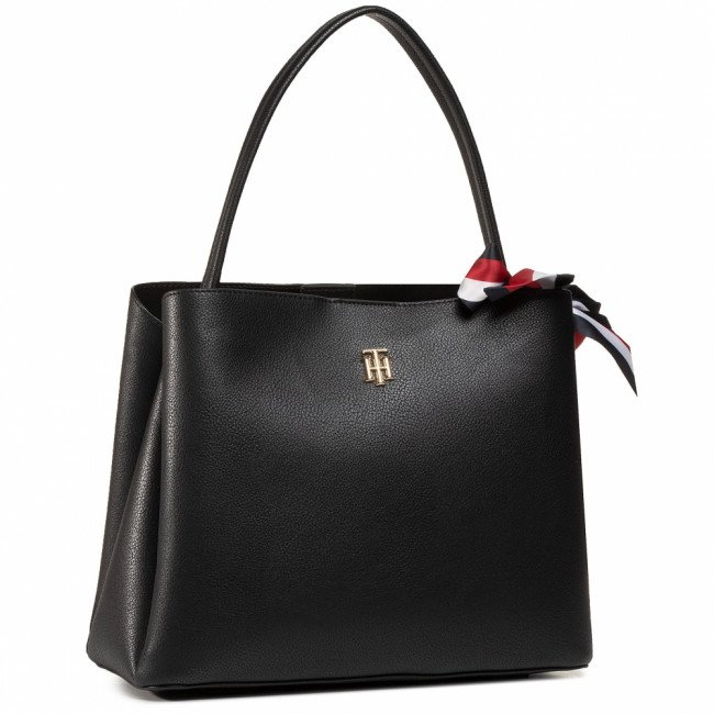 Kabelka TOMMY HILFIGER - Charming Tommy Hobo AW0AW08887 0GJ