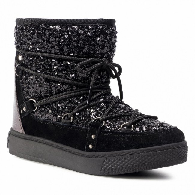 Topánky COLORS OF CALIFORNIA - HC.YSNOW07 Black