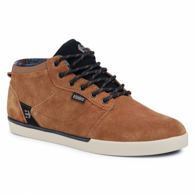 Sneakersy ETNIES -  Jefferson Mid 4101000398 Brown/Black/Tan 204