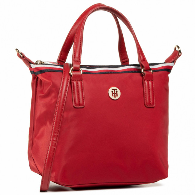 Kabelka TOMMY HILFIGER - Poppy Small Tote Corp AW0AW08829 XMP