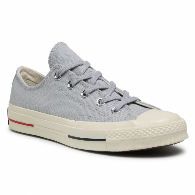 Tramky CONVERSE - Ctas 70 Ox 160496C Wolf Grey/Navy/Gym Red
