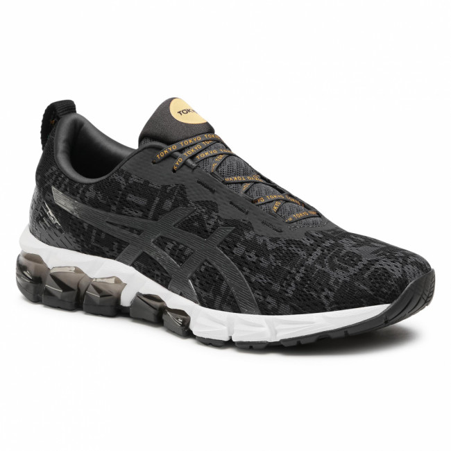 Sneakersy ASICS - Gel-Quantum 180 5 1201A037 Graphite Grey/Black 020