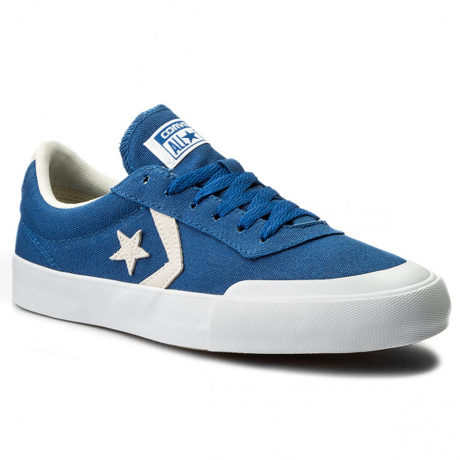 Sneakersy CONVERSE - Cons Storrow Ox 149809C Blue Jay/Pachment/White