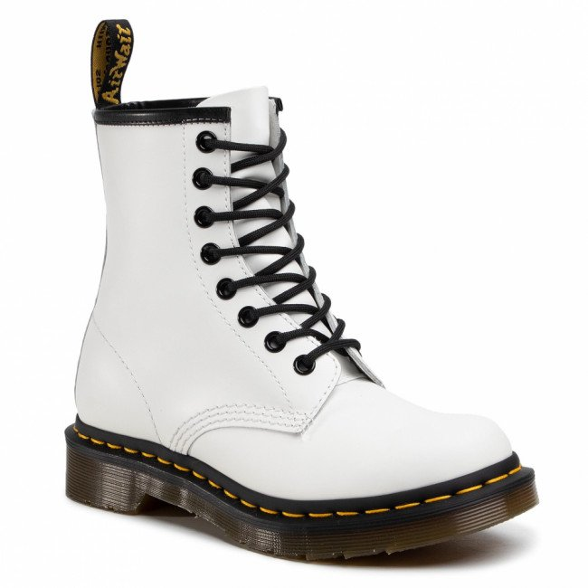 Glady DR. MARTENS - 1460 Smooth 11821100 White