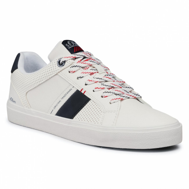 Sneakersy S.OLIVER - 5-13600-36 White 100