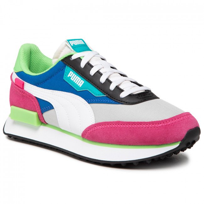 Sneakersy PUMA - Future Rider Play On 371149 27 Glowin Pink/Lapis/Viri Green