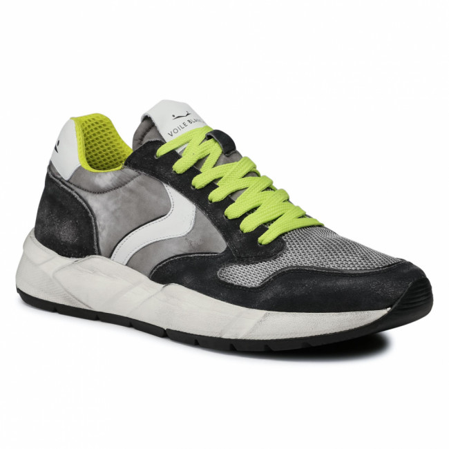Sneakersy VOILE BLANCHE - Arpolh Easy 0012015694.02.1A01 Black/Anthracite