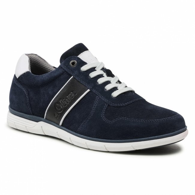 Sneakersy S.OLIVER - 5-13616-26 Navy 805