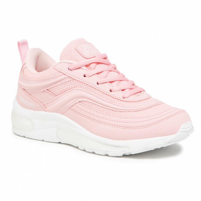 Sneakersy KAPPA - Squince 242842 Rose/White 2110