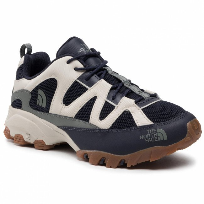 Sneakersy THE NORTH FACE - Archive Trail Fire Road NF0A4CETSJ2 Aviator Navy/Vintage White