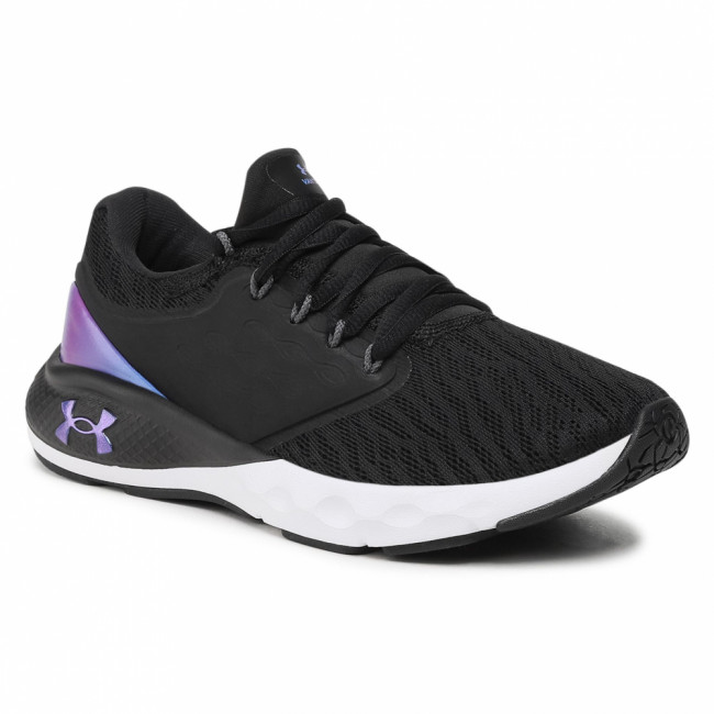 Topánky UNDER ARMOUR - Ua W Charged Vantage Clrshft 3024490-001 Blk