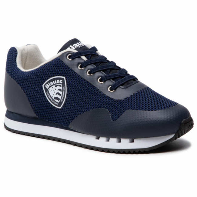Sneakersy BLAUER - S1DASH01/MES S Nvw Navy/White