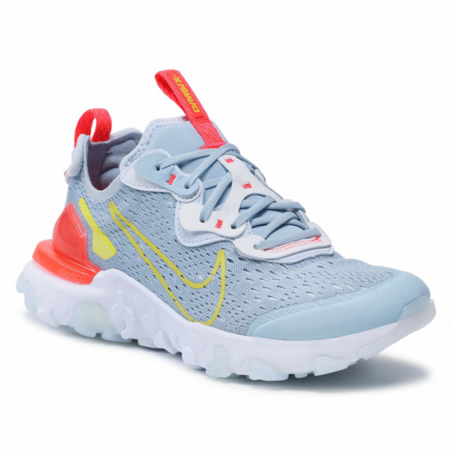 Topánky NIKE - React Vision (GS) CD6888 404 Lt Armory Blue/High Voltage