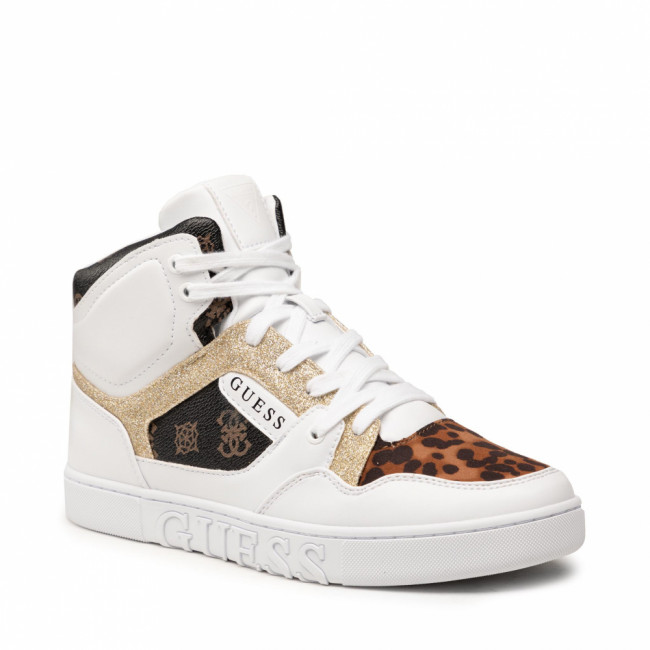 Sneakersy GUESS - FL5JS2 FAL12  WHIBR