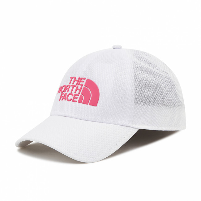 Šiltovka THE NORTH FACE - One Touch Lite Ball Cap NF0A3KBSP811 White/Mr/Pink