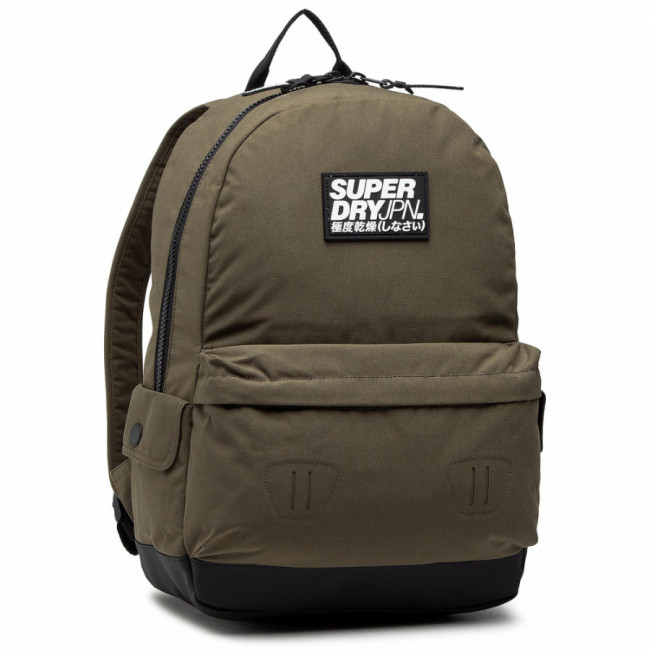 Ruksak SUPERDRY - Classic Montana M9110057A  Forest Pine S0R