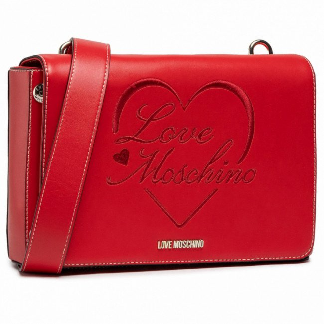 Kabelka LOVE MOSCHINO - JC4021PP1BLC0500  Rosso