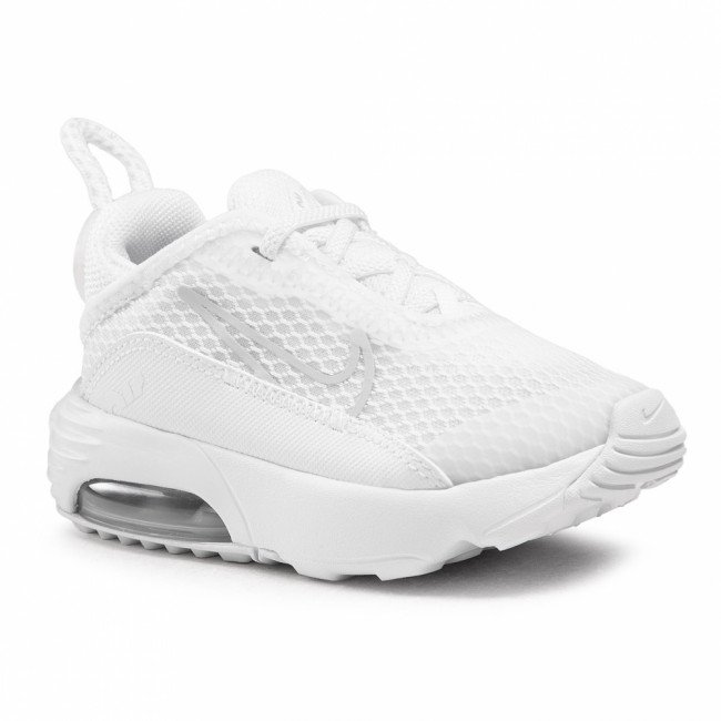 Topánky NIKE - Air Max 2090 (TD) CU2092 100 White/White/Wolf Grey