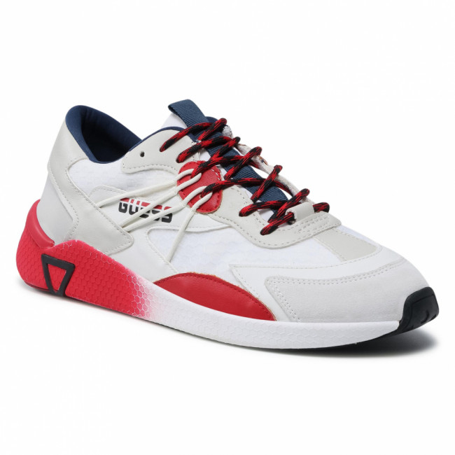 Sneakersy GUESS - Moderna Active FM5MOA FAB12 WHITE